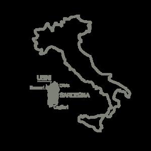 Usini si trova nel nord ovest Sardegna